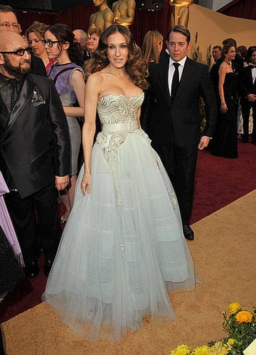 Oscars Red Carpet Trend: Beautiful and Belted
