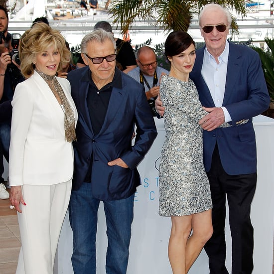 Michael Caine and Jane Fonda Talk Youth Movie at Cannes