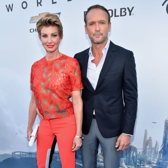Tim McGraw Shares Anniversary Message For Faith Hill 2015