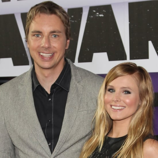 Kristen Bell and Dax Shepard Get Married