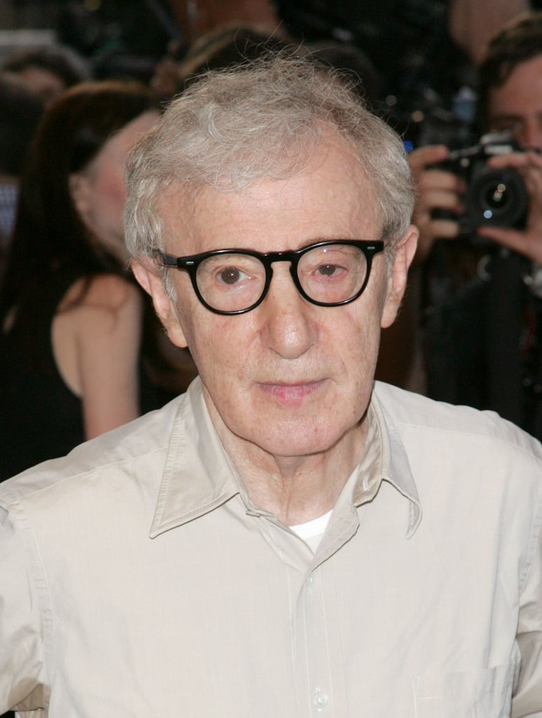 Woody Allen attended a screening of To Rome With Love.