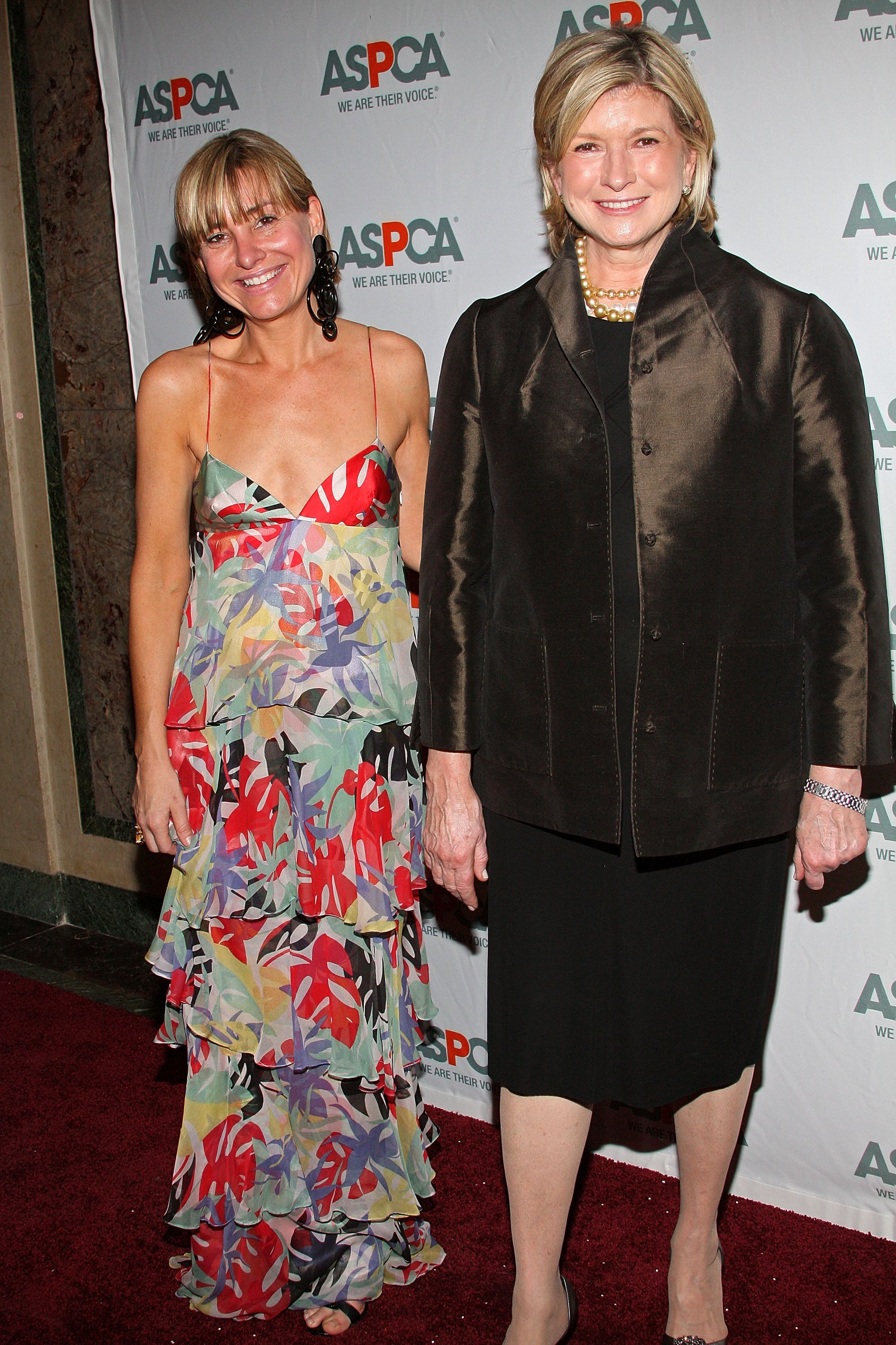11. When She Was Hanging With Designers, Like Tibi's Amy Smilovic