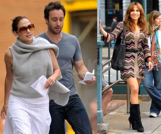 Photos of Jennifer Lopez in NYC