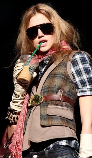 2009 Fall Milan Fashion Week: Dsquared2