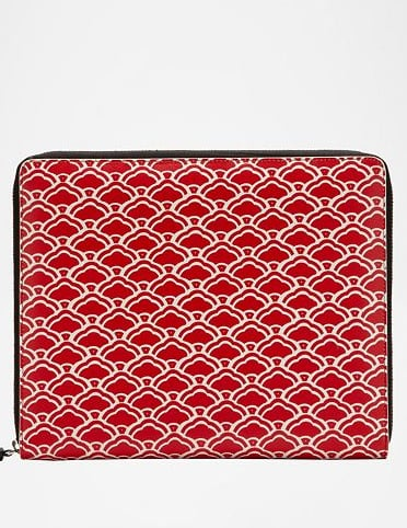 """My mom's favorite phrase is 'Sent from my iPad,' but she has yet to get herself a chic carrying case. Since she also has a thing for DVF dresses and prints, she'll love this cute, eye-catching case."" — Liza Kaplan, FabSugar associate producer  Diane von Furstenberg iPad Case ($135)"
