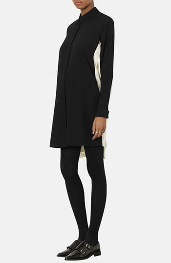 For the Girls Get-Together: Topshop Woven Maternity Shirtdress