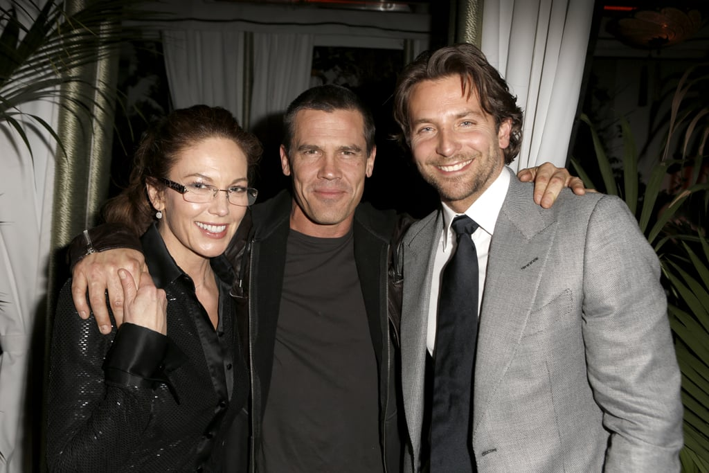 Bradley Cooper was there for his pal Josh Brolin after Josh announced his split from wife Diane Lane in February.