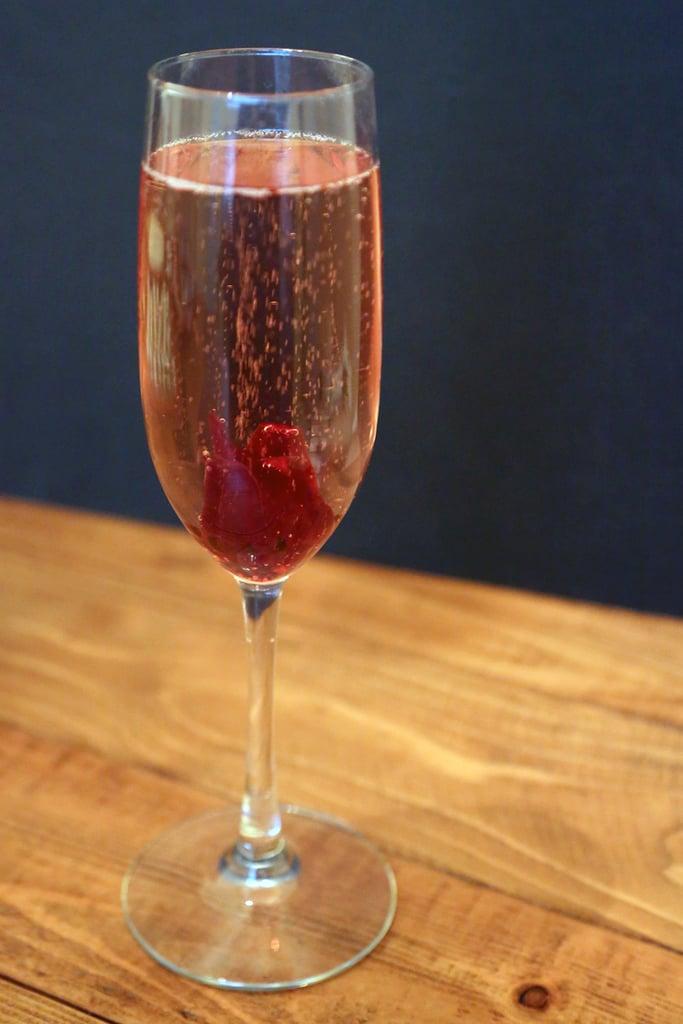 Hibiscus Sparkling Wine