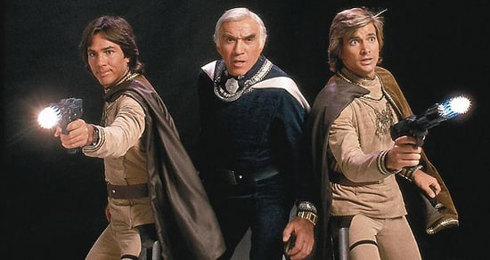 'Battlestar Galactica' Movie Remake in the Works