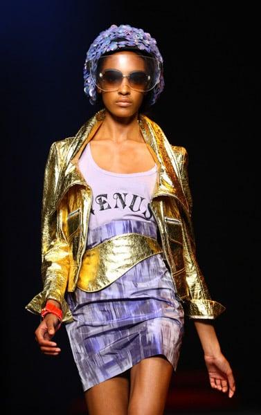 London Fashion Week: Vivienne Westwood Red Label Spring 2009