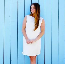 Sugar Shout Out: 10 Ways to Wear a Little White Dress