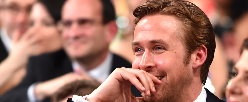 Ryan Gosling Meets Up With His Former Costars — Not Including Rachel McAdams