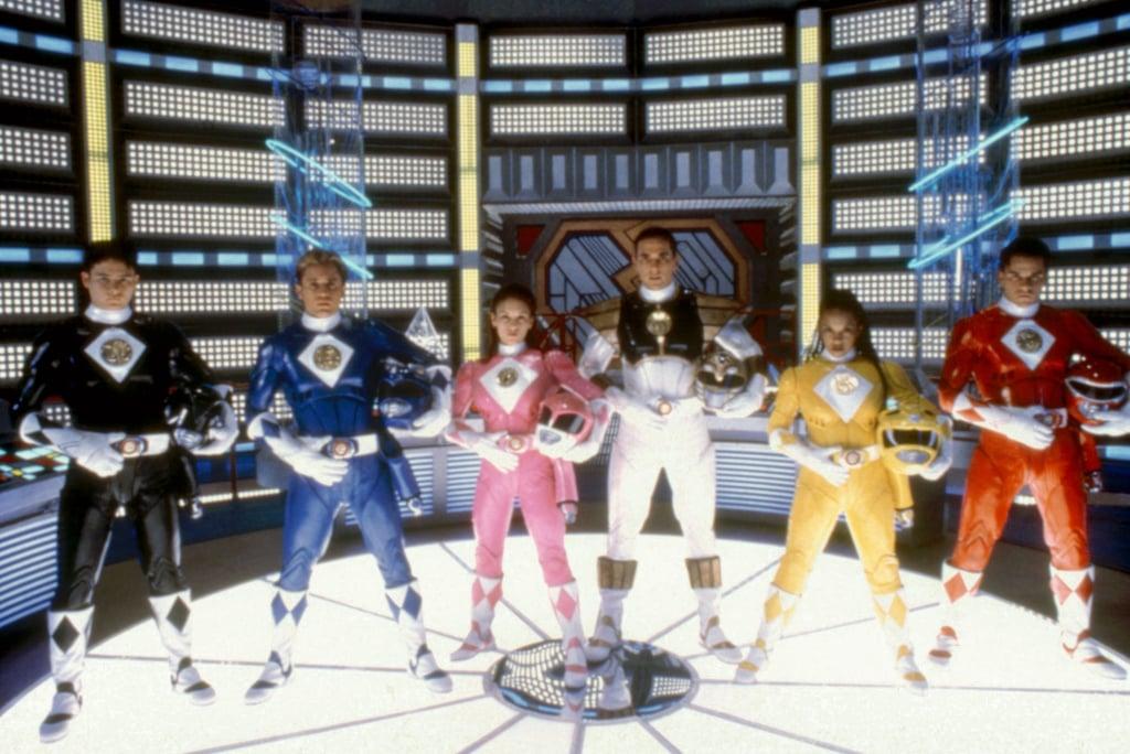 Pink Power Ranger: The Inspiration