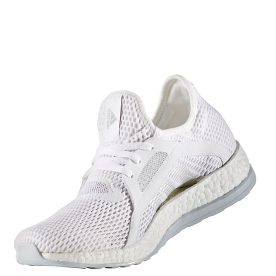 Adidas All-White PureBoost X Sneakers