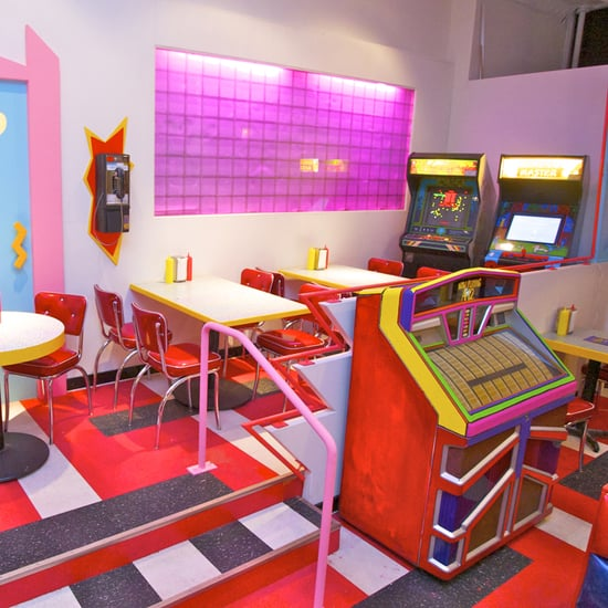 Saved by the Bell Themed Restaurant