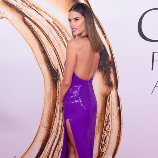 Alessandra Ambrosio's Michael Kors Dress at CFDA Awards 2016