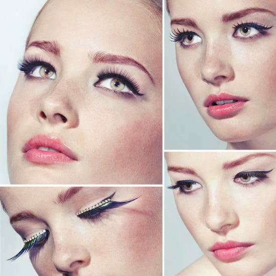 How to Choose the Perfect False Lashes