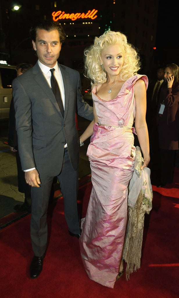 The two were all smiles on the red carpet at The Aviator's LA premiere in December 2004.