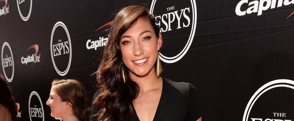 Soccer Star Christen Press Has Some Powerful Words For You About Loving Your Body