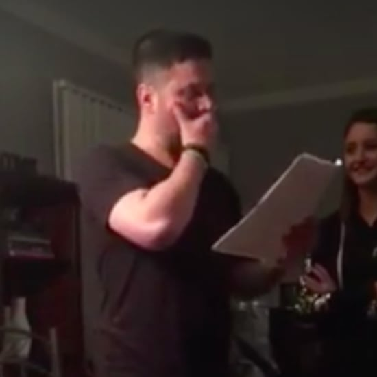 Young Girl Asks Man Who Raised Her to Adopt Her