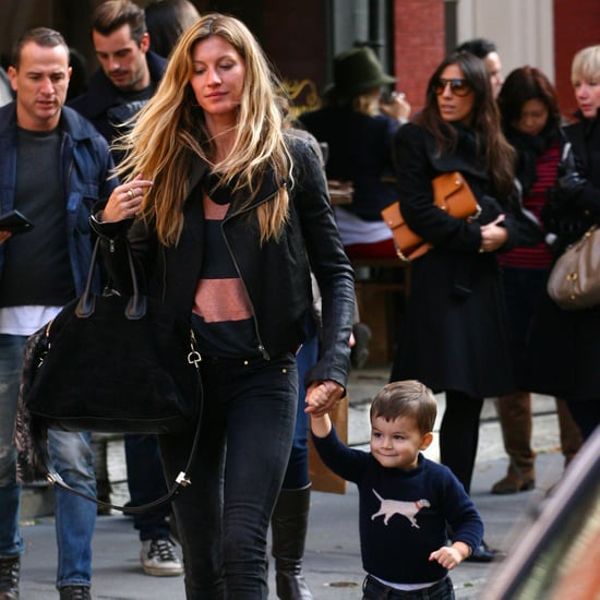 Gisele Bundchen Pictures Leaving Dinner With Benjamin Brady