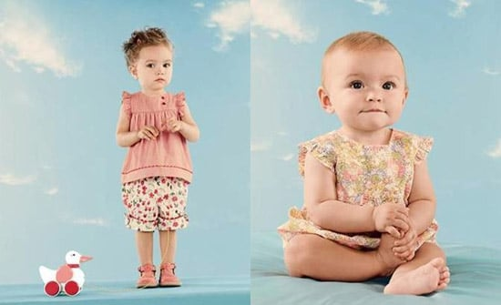 Liberty of London and Jacadi's Summer Collection For Kids