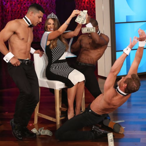 Sofia Vergara's Funniest Moments on The Ellen DeGeneres Show
