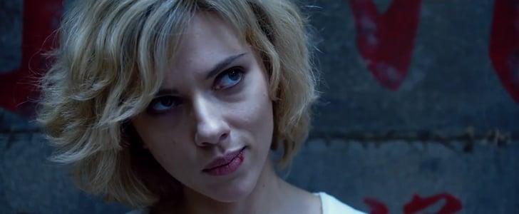 Scarlett Johansson Kicks Butt in the Lucy Trailer