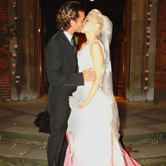 Gwen Stefani's Wedding Dress at Victoria and Albert Museum