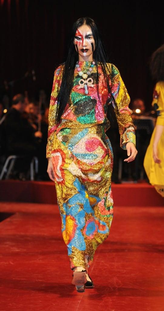 Vivienne Westwood Gold Label Collection Spring 2009