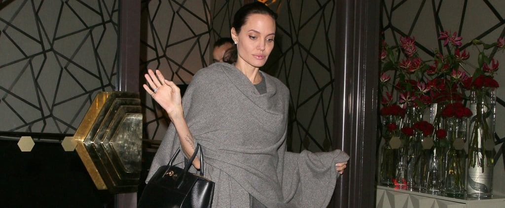 Angelina Jolie Just Started an Unexpected Trend—but We Are So on Board