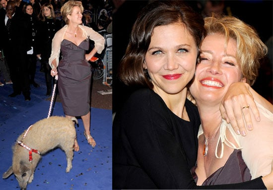 Photos from the UK Premiere of Nanny McPhee and the Big Bang With Emma Thompson and Maggie Gyllenhaal