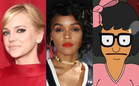 FROM EW: Anna Faris, Janelle Monáe, Bob's Burgers Cast, Outlander Author Added to EW PopFest Lineup