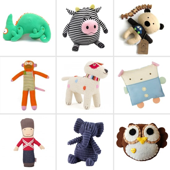 Cute and Quirky Stuffed Toys For Your Little One