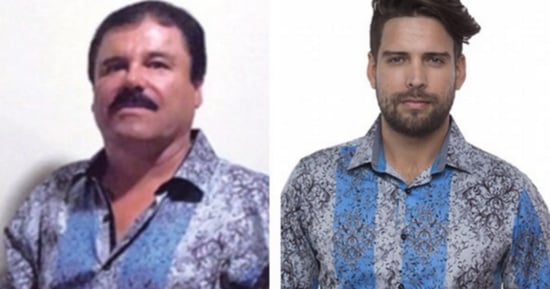 This 'El Chapo' Shirt Craze Needs To Stop