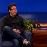 Biz Stone on Conan