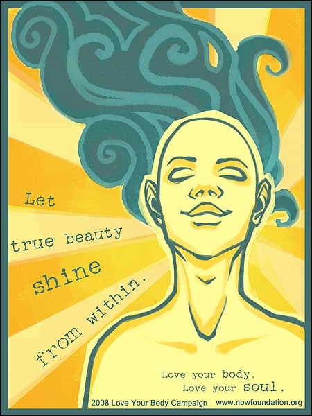 Love Your Body Posters