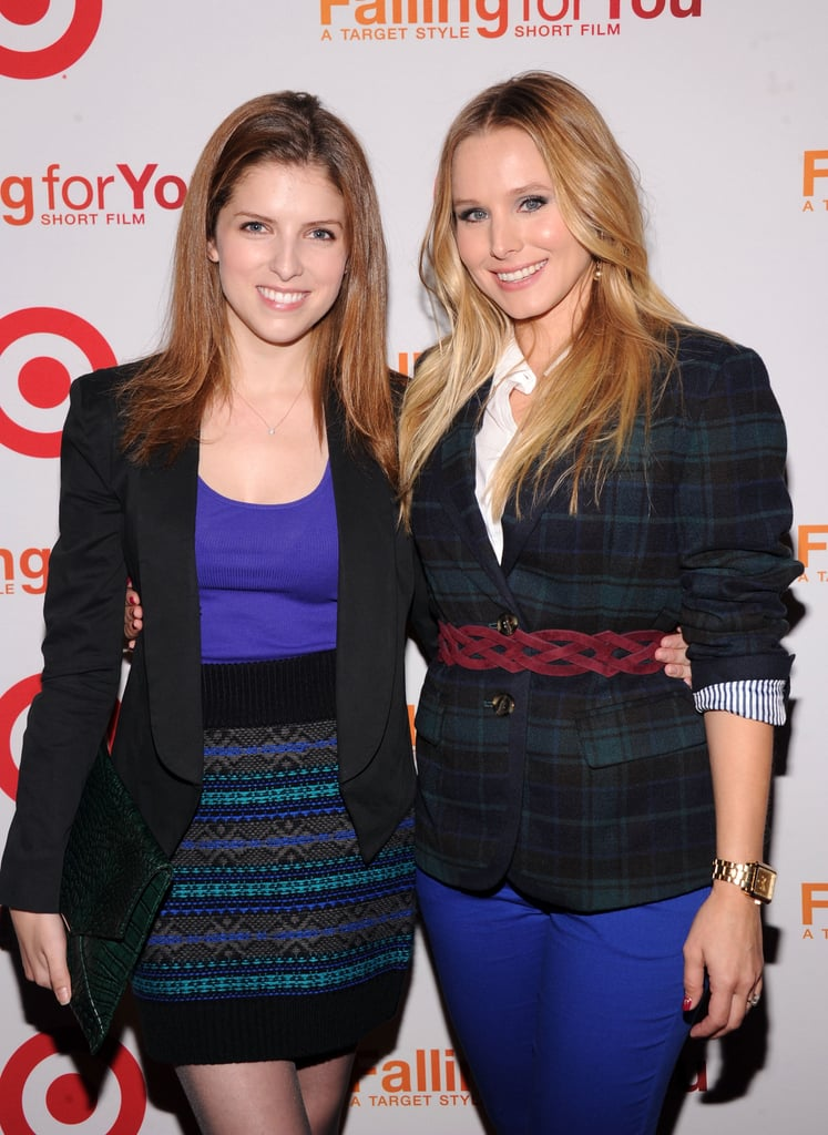 Kristen Bell and Anna Kendrick Launch Target's New Film Together