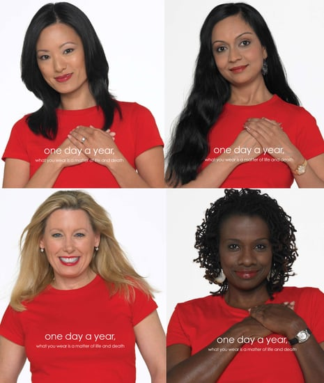 National Wear Red Day Is Tomorrow!