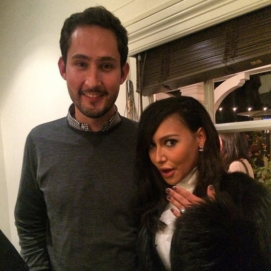Naya Rivera Responds to Her Kim Kardashian Diss