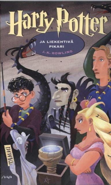 Harry Potter and the Goblet of Fire, Finland