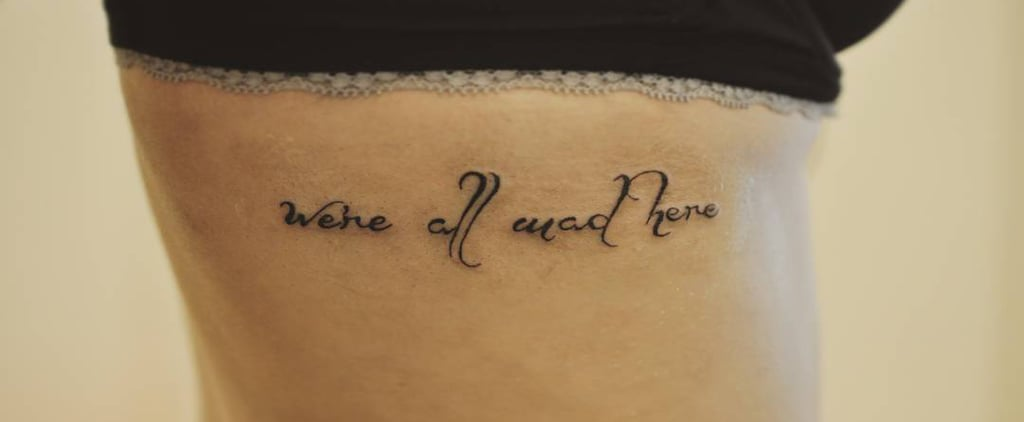 40 Beautiful Book Quote Tattoos