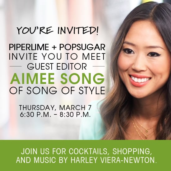 You're Invited to Party With Piperlime and POPSUGAR!