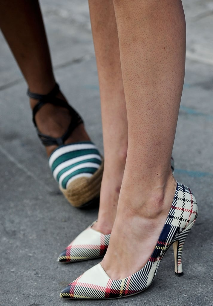 Striped and plaid and totally awesome.