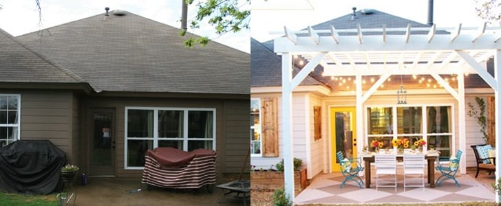 8 Changes Made This Backyard Unrecognizable (Hint: 3 Involve Paint!)