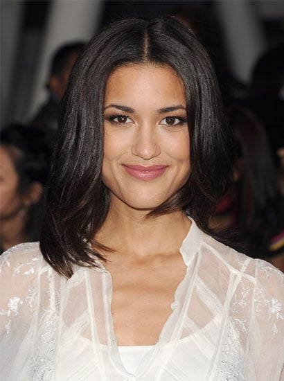 Julia Jones's Subtly Smoky Eye Makeup