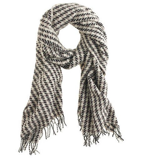 In a black, beige, and ivory pattern, J.Crew's Wool Houndstooth Scarf ($78) is an ideal everyday layer for Winter. Even better? The cool, menswear-inspired piece would work well with just about any outfit, so you can buy in bulk for friends with all kinds of styles. — Laura Marie Meyers, assistant news editor