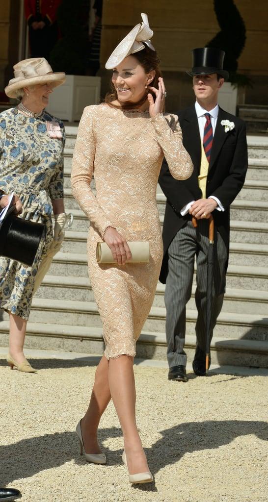 Kate Middleton in London