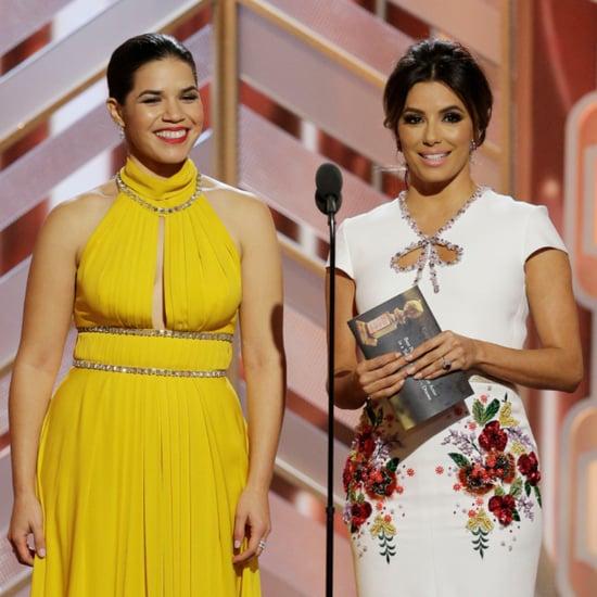 Eva Longoria and America Ferrera on Diversity in Hollywood