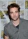 Robert Pattinson smirked.